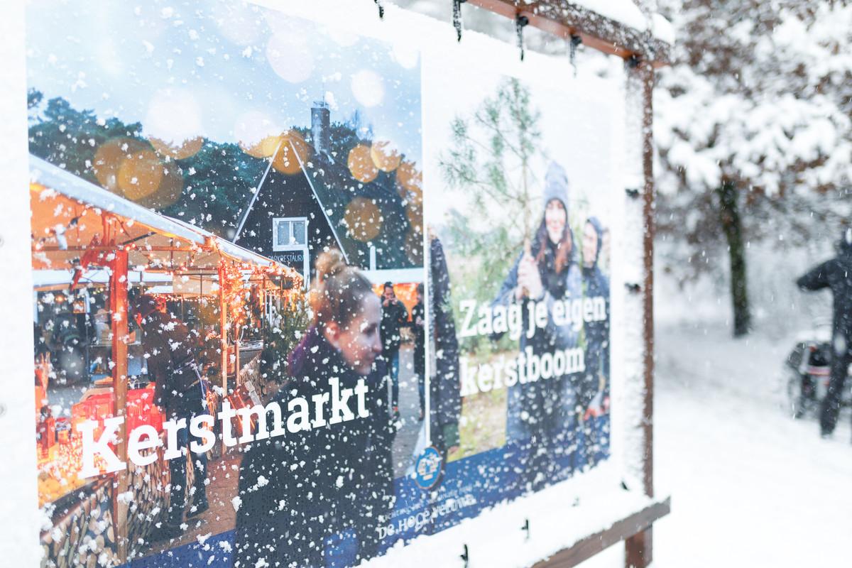 Kerstmarkt Park Hoge Veluwe