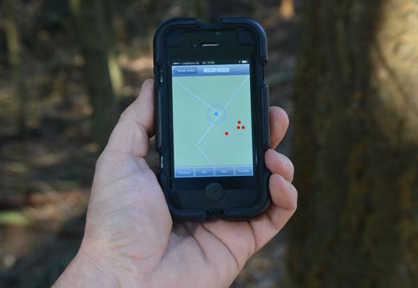 Wild finder app def